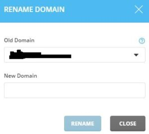 DirectAdmin How To Change Domain Name 3